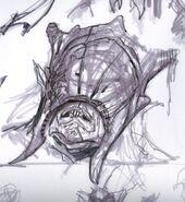 Falmerska zbroja 11 (Conceptart) by Adam Adamowicz