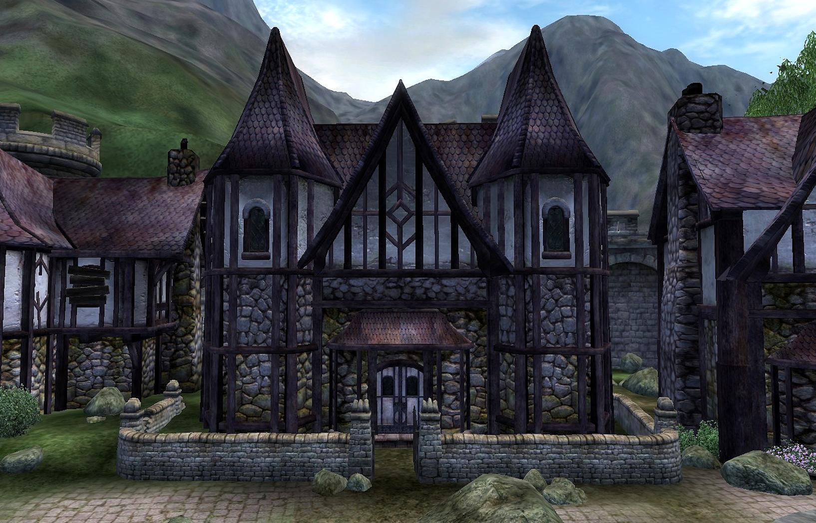 Ganredhel's House