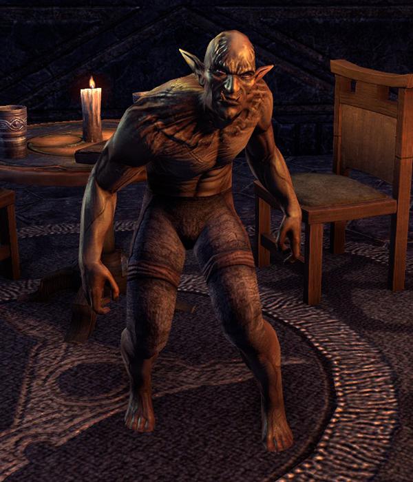 Goblin Slave