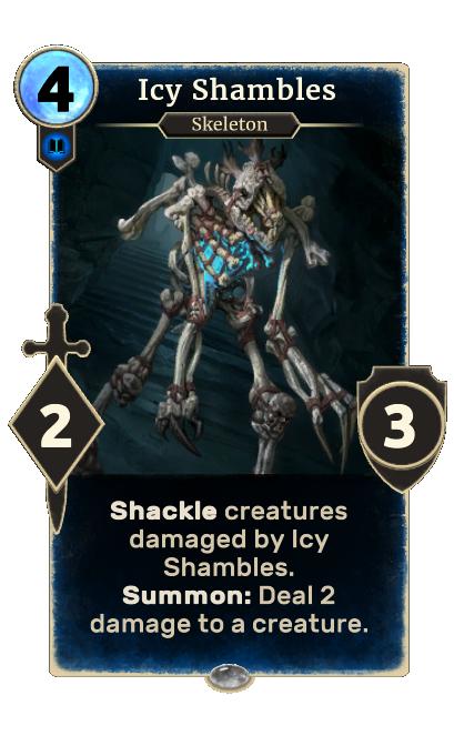 Icy Shambles
