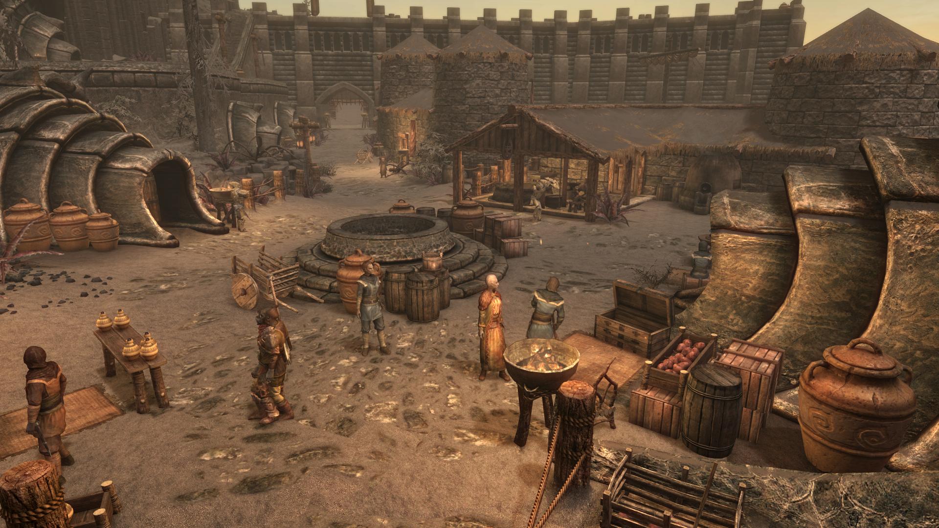 Mercado de Roca del Cuervo