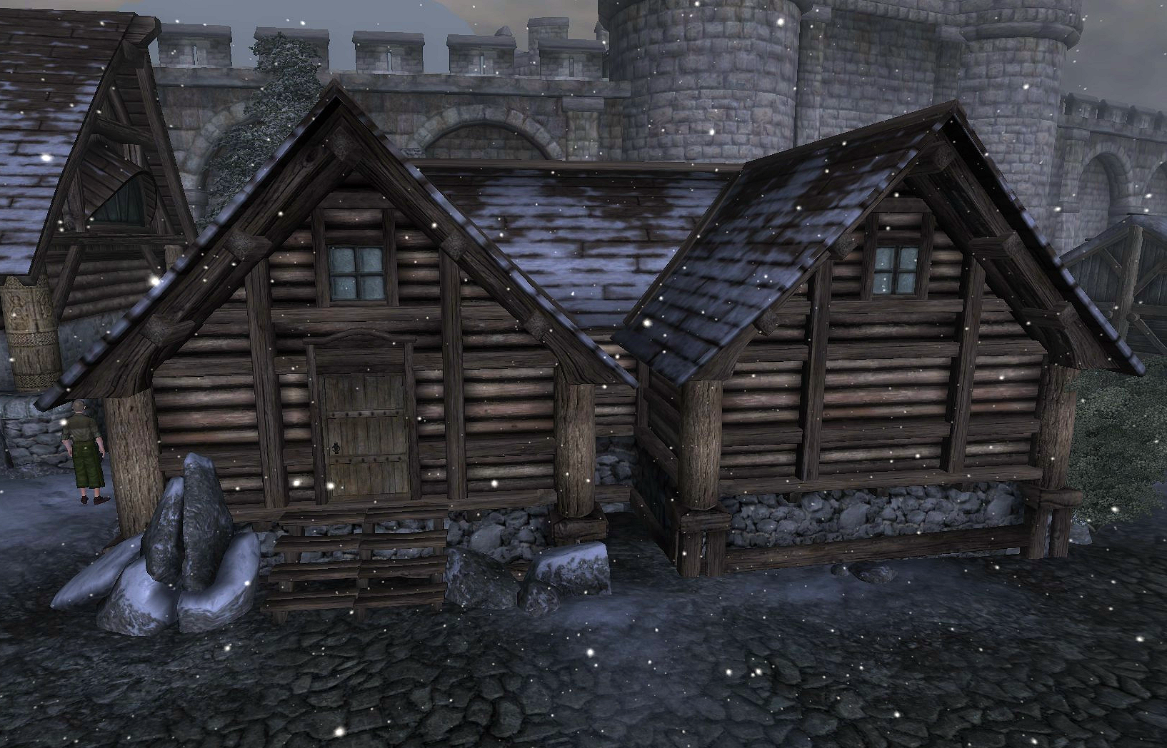 Buying a house in Bruma