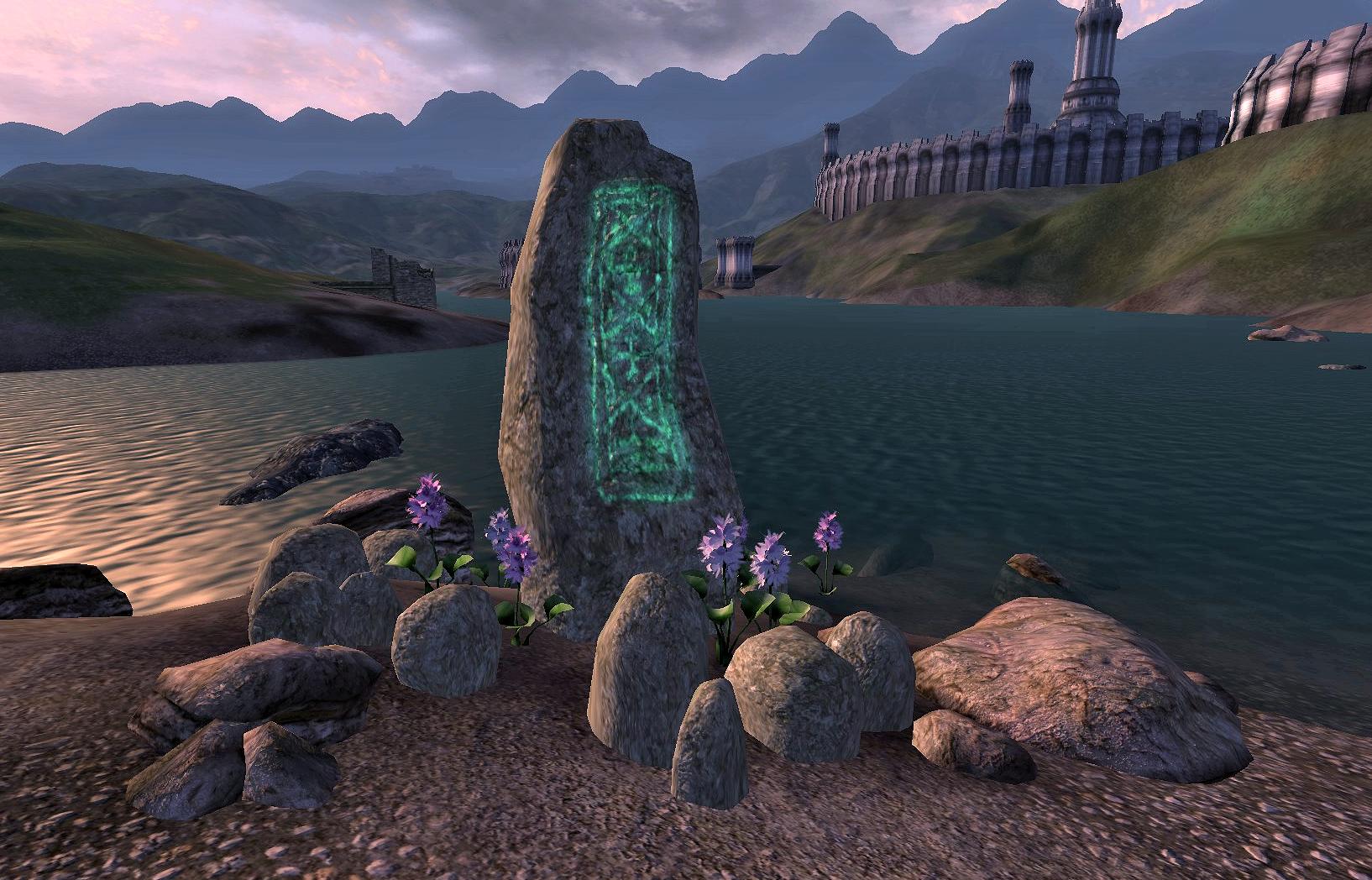 Магические камни