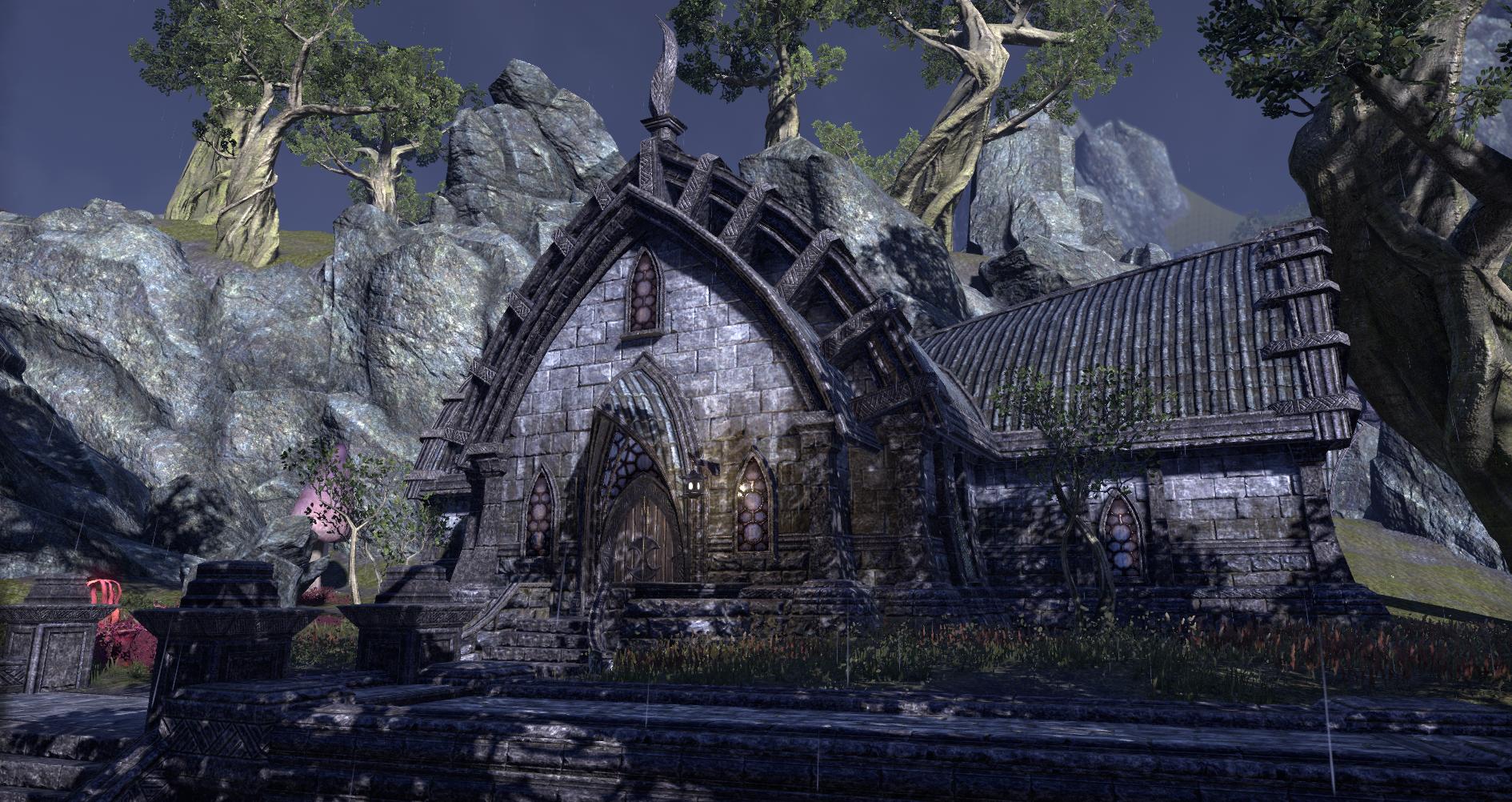 Tedas House (Narsis)
