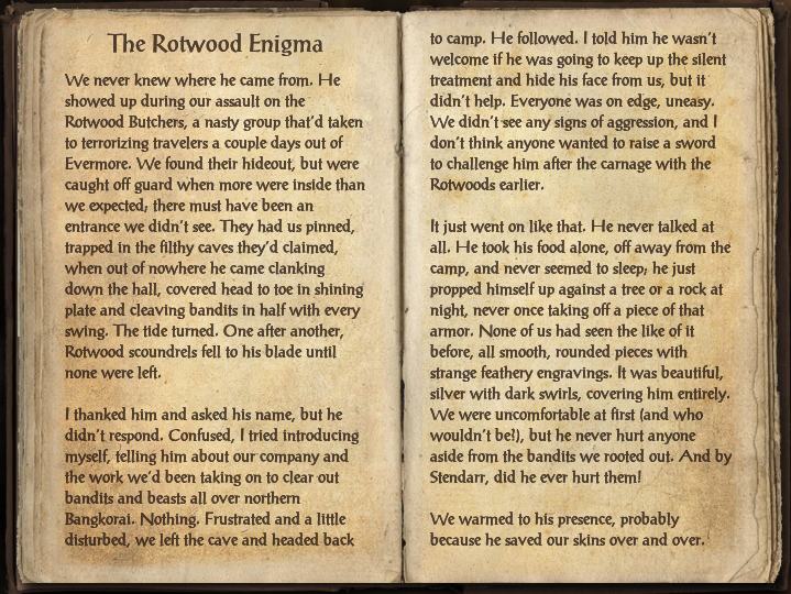 The Rotwood Enigma