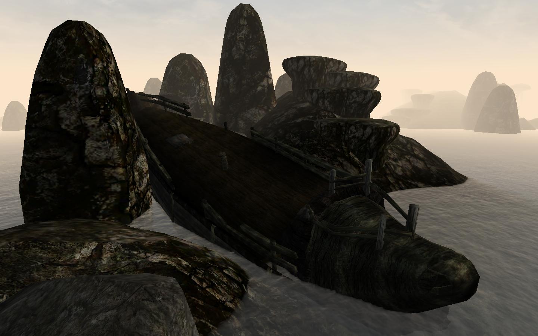 Обломки корабля «Вступление»