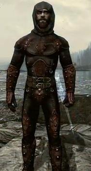 Доспех Тёмного Братства (Skyrim)
