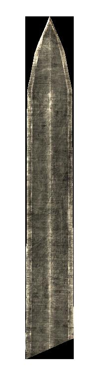 Broken Steel Greatsword Blade