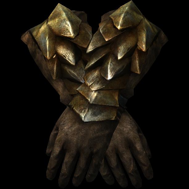 Перчатки члена культа
