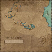 The Rift Map in ESO.