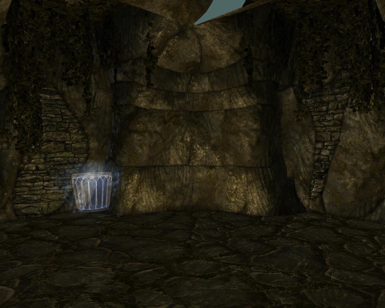 Тестовые ячейки (Skyrim)