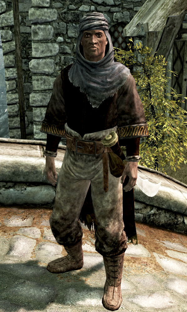 Alik'r Warrior
