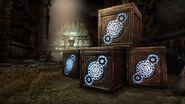 Dwarven Crown Crates x4