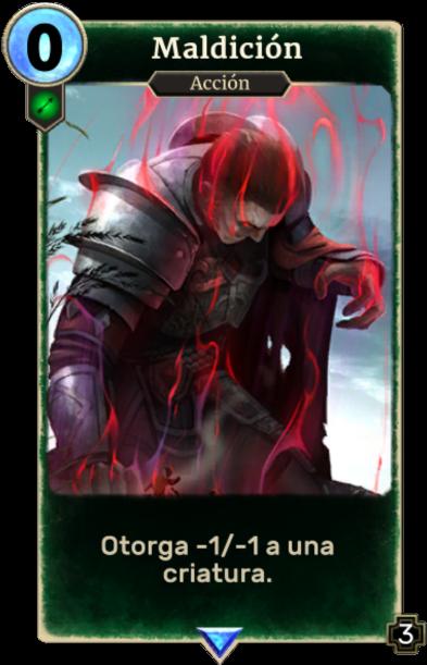 Maldición (Legends)