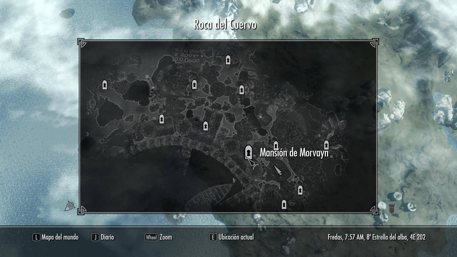 Mansión de Morvayn