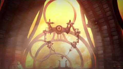 The Elder Scrolls Legends - Powrót do Mechanicznego Miasta (PL) HD
