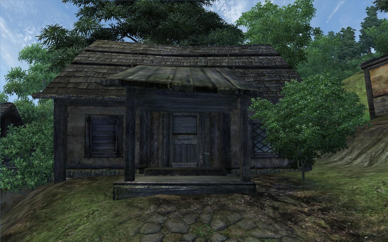 Дом М'даши