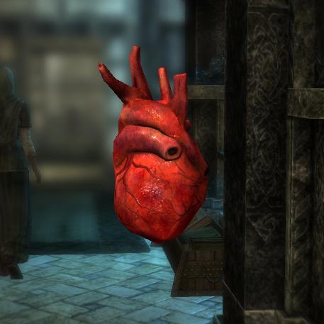 Corazón de daedra (Skyrim)