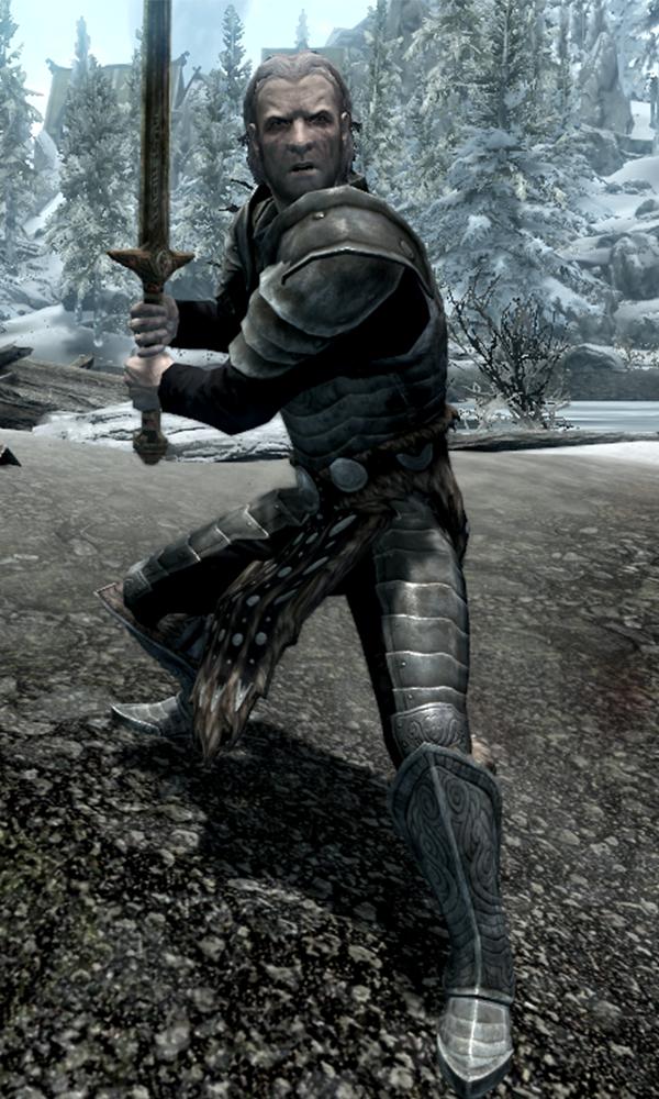 Pirate (Dragonborn)