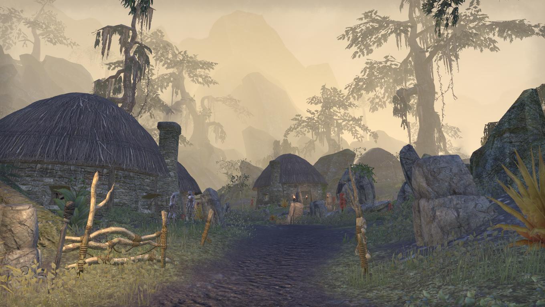 Застойная деревня
