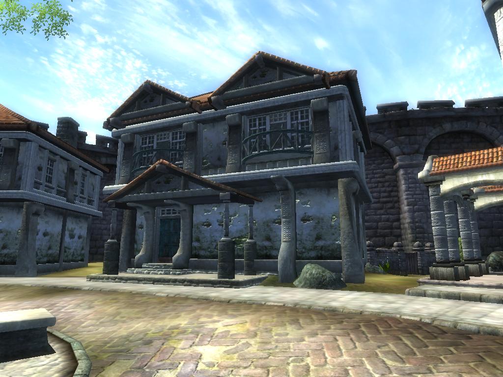 Дом Куилл-Вив