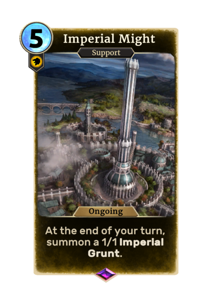 Имперское могущество