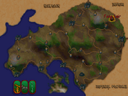 Fang Lair World Map (Arena)