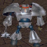Gameplay Iron Golem (Arena)