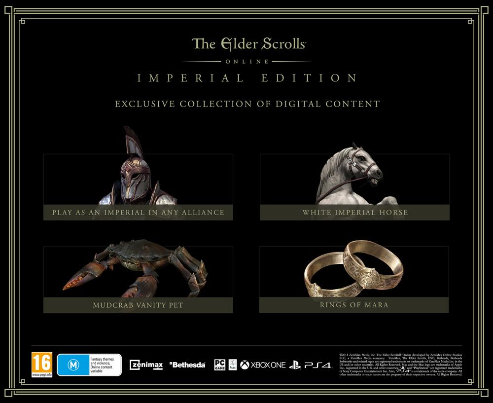 WFlash/The Elder Scrolls Online: Imperial Edition