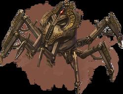 Двемерский паук Online (концепт-арт).png