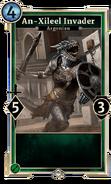 An-Xileel Invader (Legends) DWD