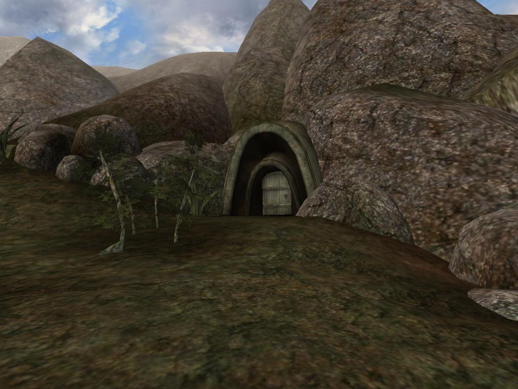 Indalen Ancestral Tomb