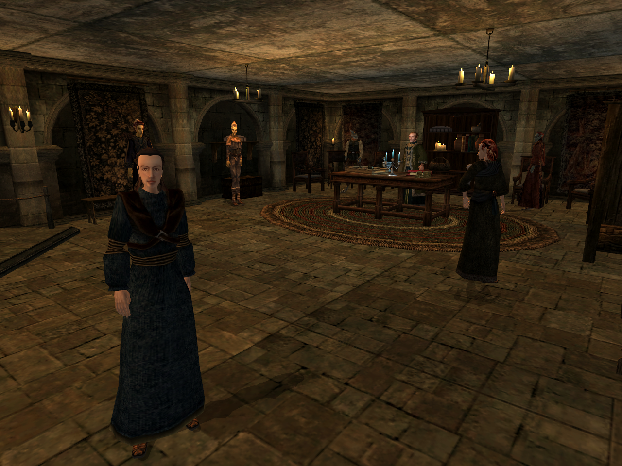 Sadrith Mora Mages Guild
