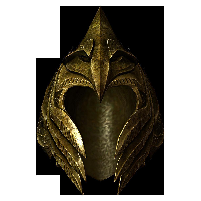 Эльфийский шлем (Skyrim)