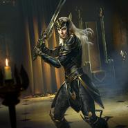 Ayrenn, Dominion Queen card art
