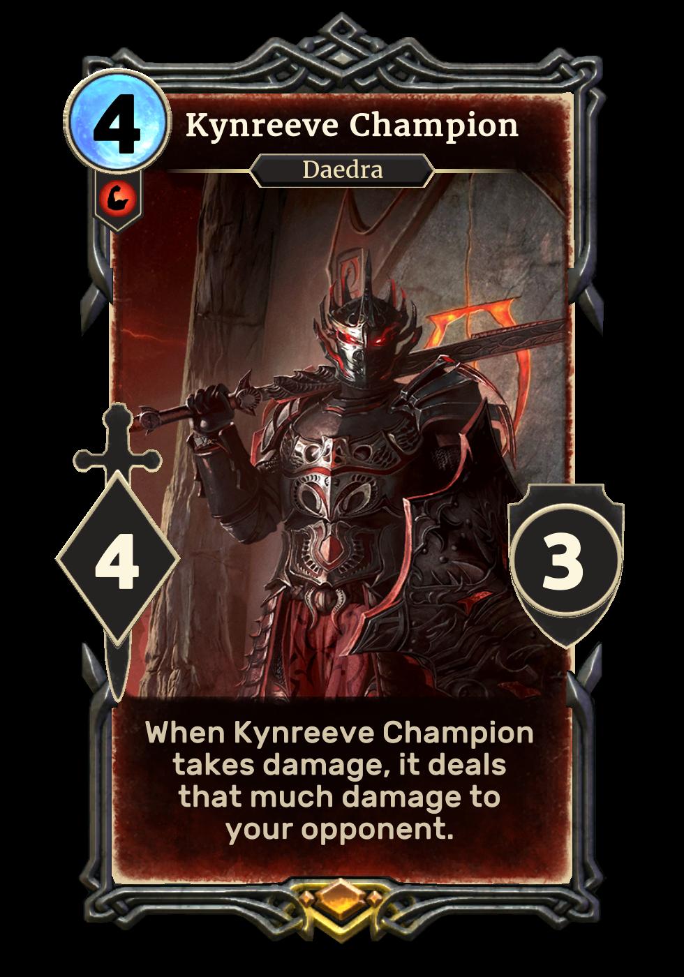 Kynreeve Champion
