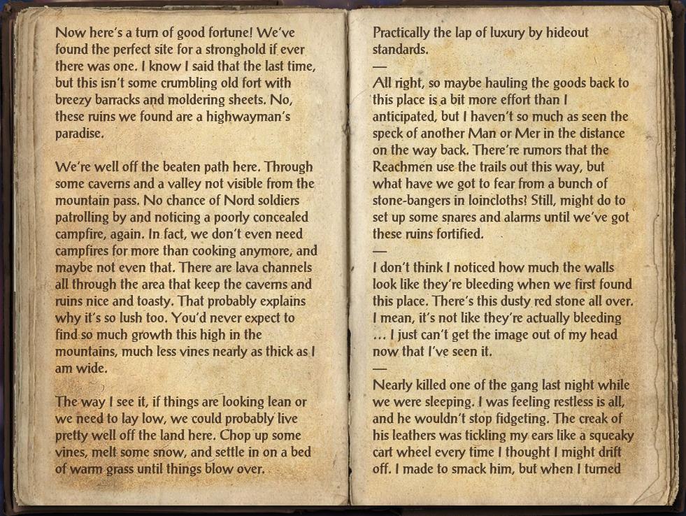 Norgorgol's Journal