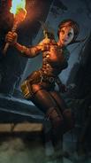 Wood Elf avatar 2 (Legends)