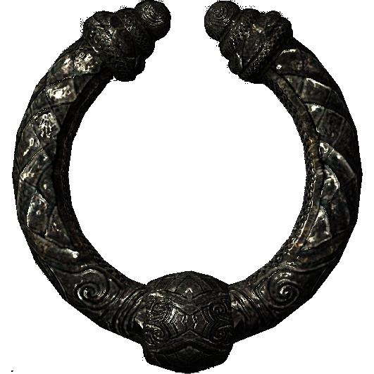 Дверное кольцо Лабиринтиана