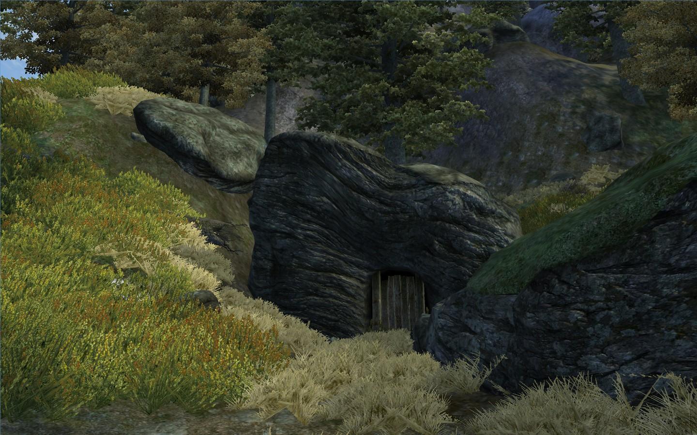 Пещера Красный Рубин (Oblivion)