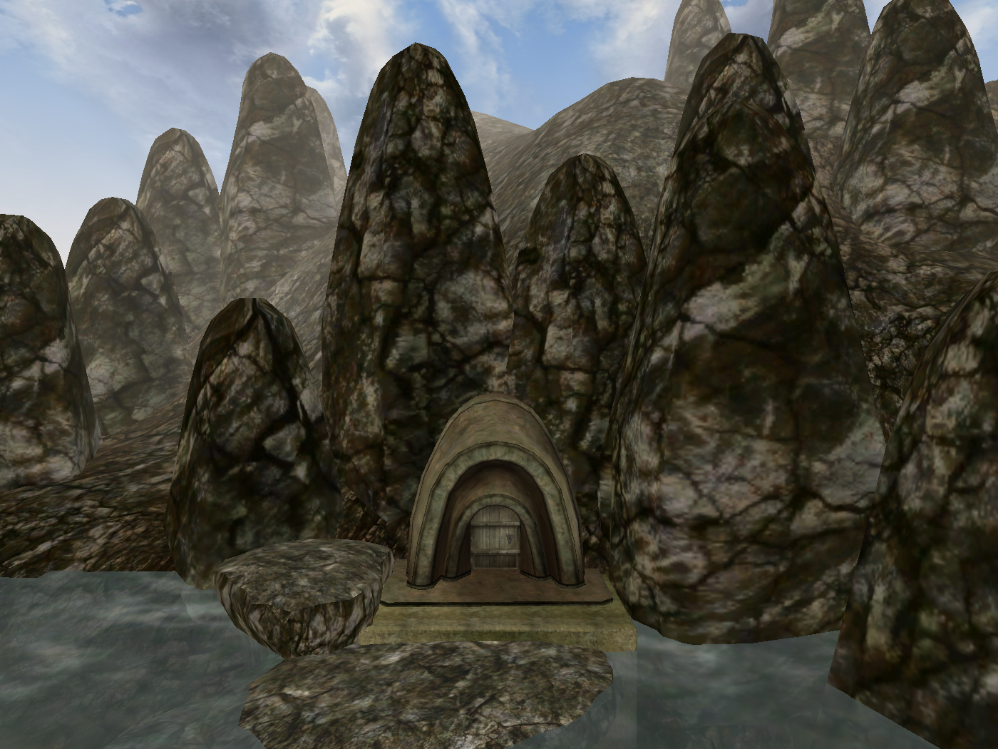 Beran Ancestral Tomb (Morrowind)