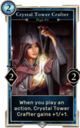 Crystal Tower Crafter (Legends) DWD