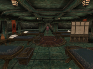 Mournhold Royal Palace Guards' Quarters Interior