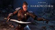 The Elder Scrolls Online - трейлер игрового процесса дополнения «Мрачная буря»