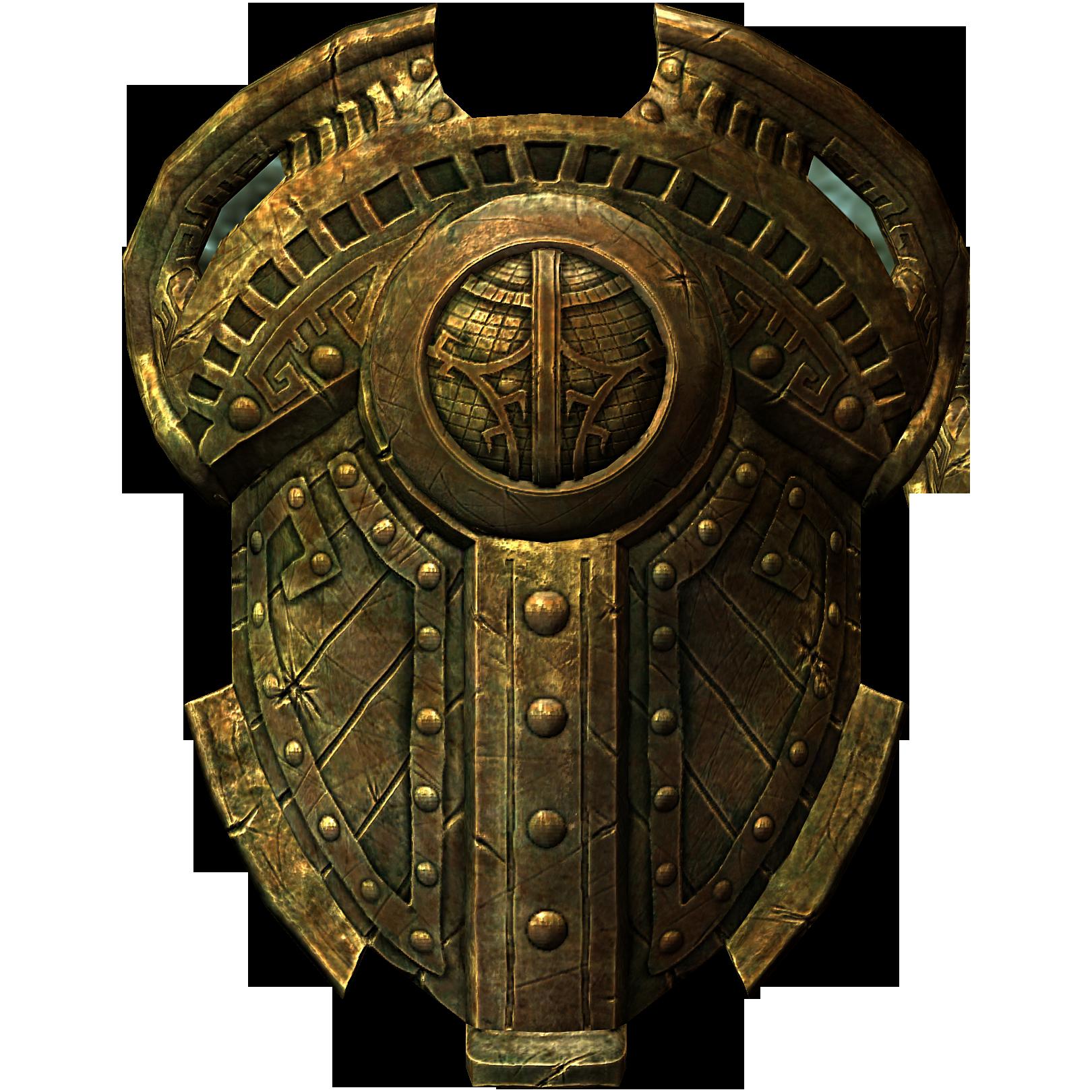 Двемерский щит (Skyrim)