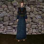Простая мантия 16 (Morrowind) жен