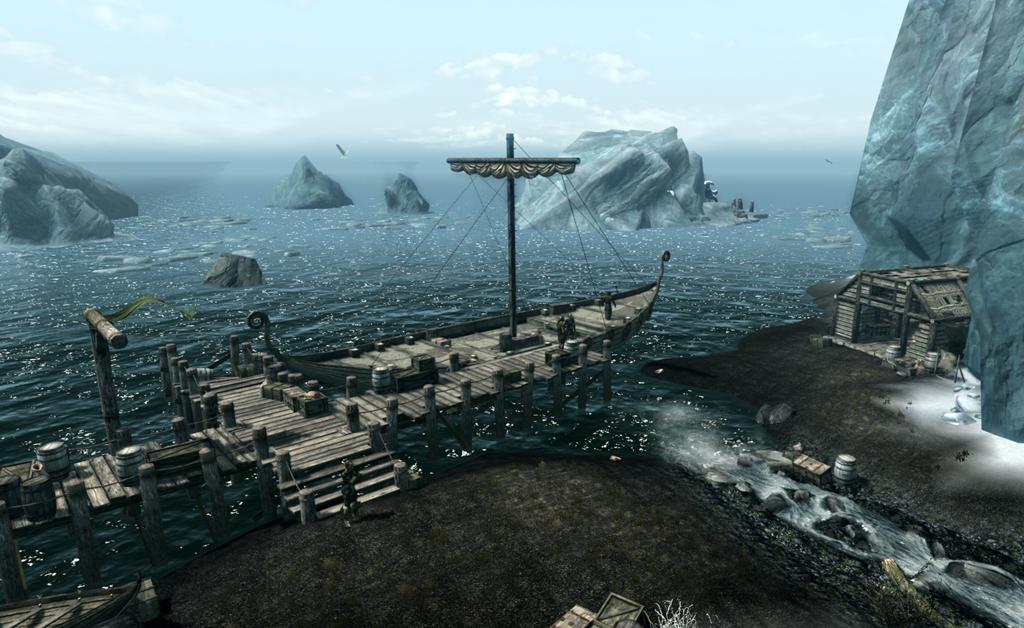 Северная пристань
