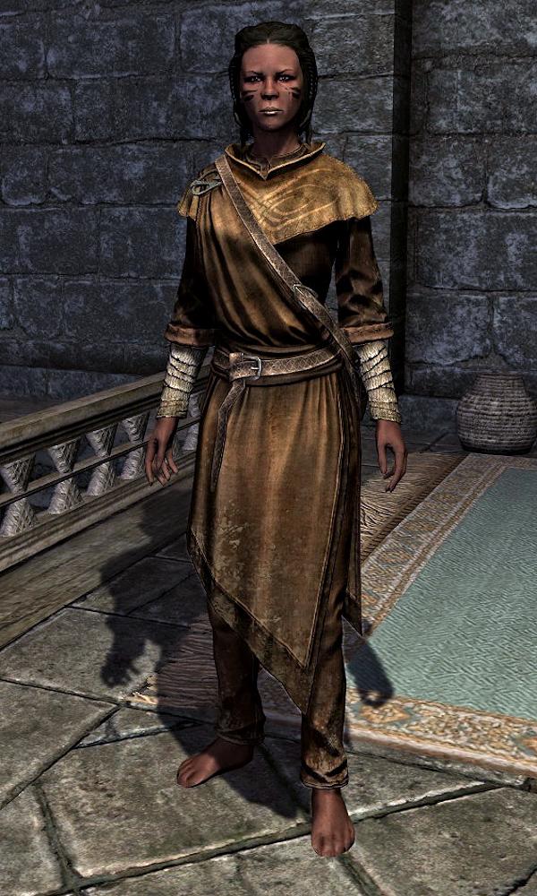 Clothing (Skyrim)