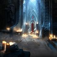 The Ruby Throne card art