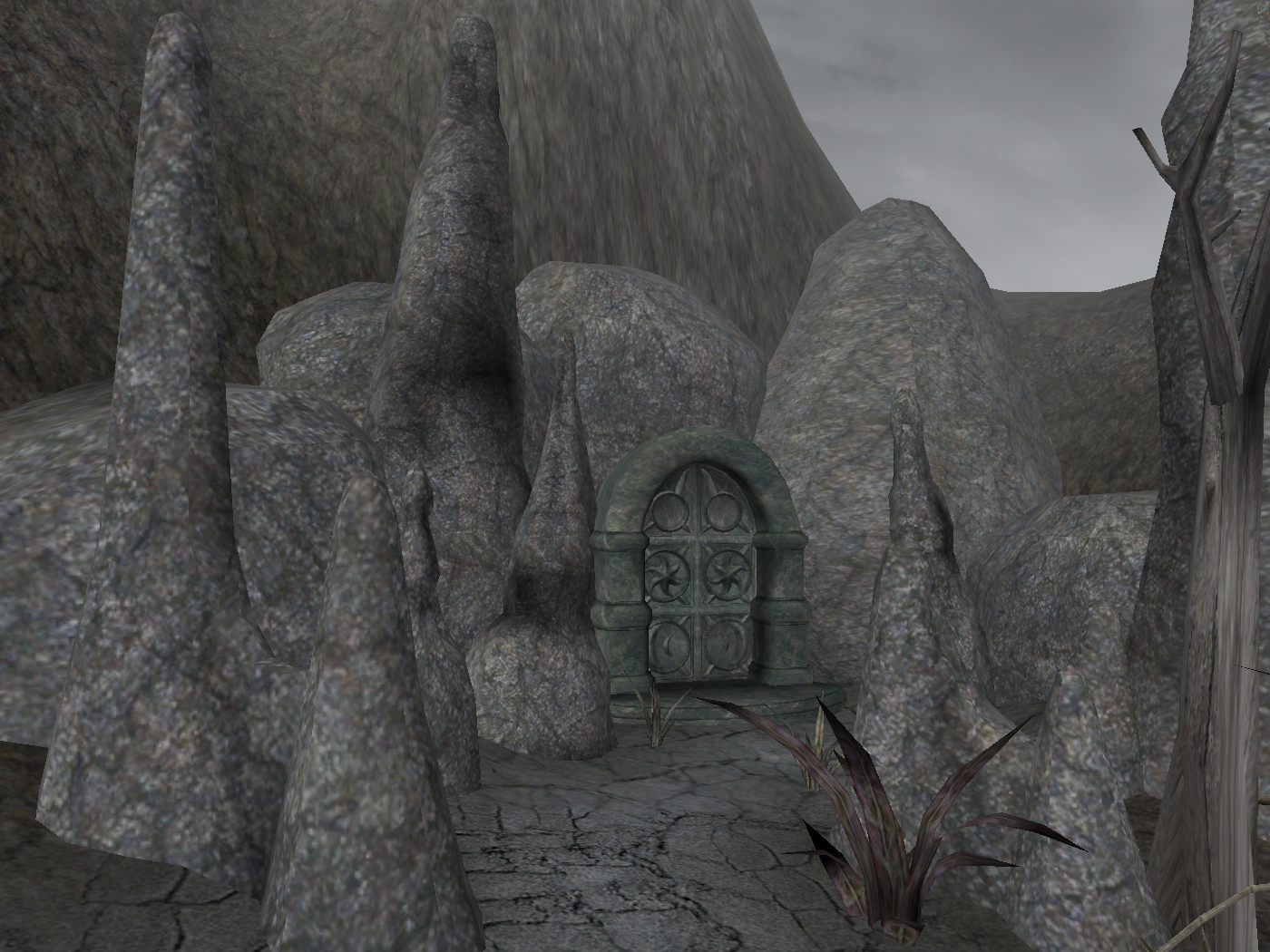 Cavern of the Incarnate (Morrowind)
